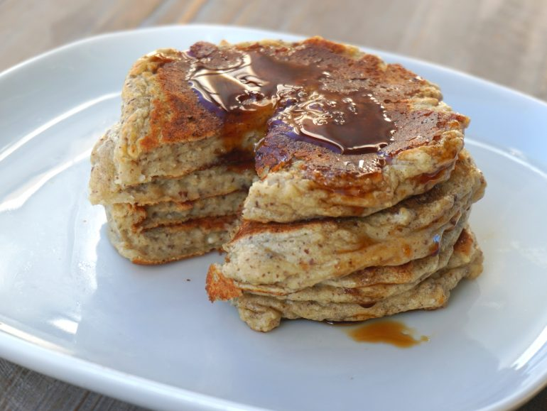 Vegan Protein Pancakes Low Carb Lowcarb Vegan